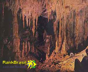 Caverna mais extensa