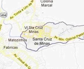 Menor município em extensão territorial