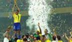 Maior número de títulos em copas do mundo de futebol