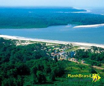 Maior ilha fluviomarinha do Brasil