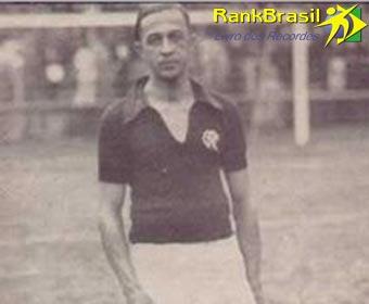Primeiro craque do futebol brasileiro