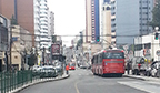 Primeiro sistema BRT de transporte coletivo