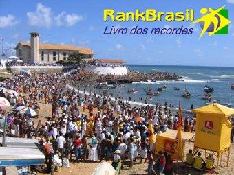 Cidade brasileira com maior número de negros