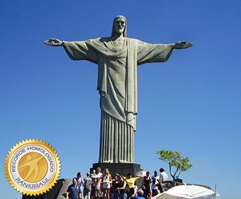 Monumento mais visitado do Brasil