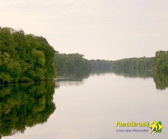 Maior arquipélago fluvial