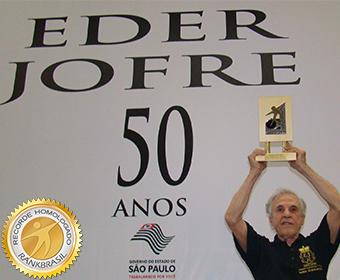 Primeiro brasileiro a conquistar título mundial no boxe