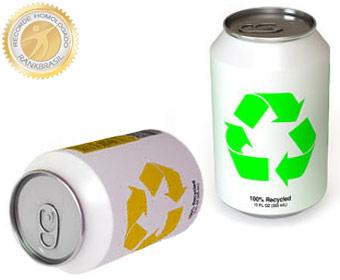 País que mais recicla alumínio no mundo