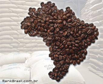 Maior safra de café da história do Brasil