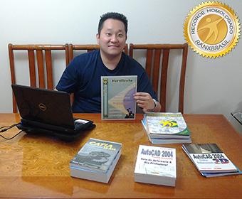 Mais jovem autor de livros e apostilas de informática