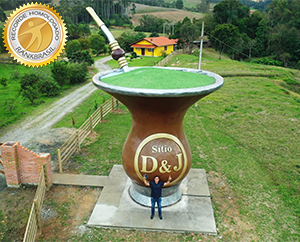 Maior cuia do Brasil