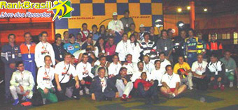 Maior enduro de kart indoor