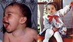 Primeiro bebê de proveta do Brasil