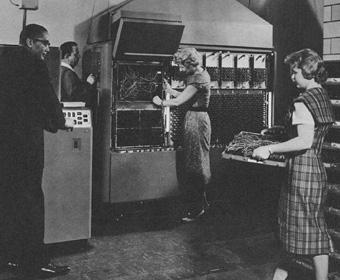 Primeiro computador utilizado no Brasil