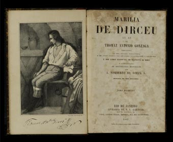 Primeiro livro publicado no Brasil