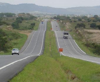 Rodovia federal mais extensa do Brasil
