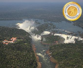 Parque Nacional do Iguaçu, primeira unidade de conservação instituída patrimônio mundial