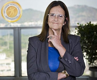 Primeira mulher a presidir uma petrolífera