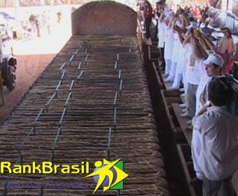 Maior pão do Brasil