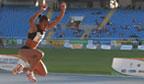Melhor marca no salto triplo feminino