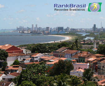 Primeira capital brasileira da cultura
