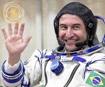Primeiro astronauta brasileiro