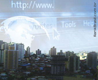 Maior índice de acesso residencial à internet