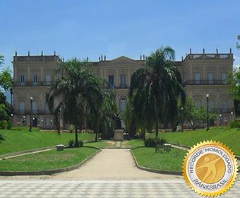 Museu Nacional da UFRJ possui o maior acervo do Brasil
