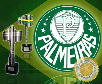 Palmeiras é o maior campeão nacional da história