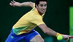 Tenista com maior participação em Olimpíadas