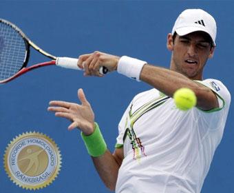 Tenista brasileiro melhor colocado no ranking da ATP