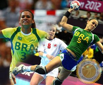 Melhor participação da equipe feminina no handebol olímpico