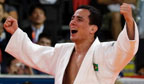 Primeira medalha olímpica do Brasil no peso ligeiro do judô