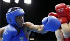 Primeira medalha olímpica do Brasil no peso médio do boxe