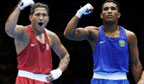 Primeiros irmãos medalhistas na mesma edição do boxe olímpico