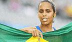 Maior medalhista feminina paralímpica do Brasil