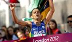 Primeiro ouro do Brasil na maratona paralímpica T46