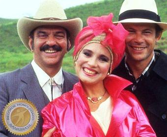 Roque Santeiro é a novela de maior audiência na história da TV brasileira