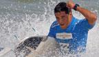 Primeiro brasileiro a atingir topo do ranking mundial de surfe