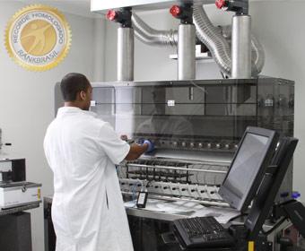 Primeiro laboratório de controle da produção do cigarro
