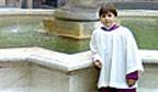 Primeiro brasileiro a integrar o coral do Vaticano