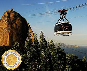 Primeira atração turística a receber o rótulo ecológico da ABNT
