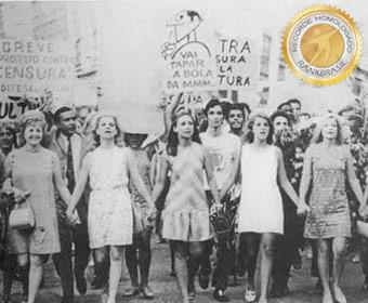 Primeira lei brasileira sobre o direito das mulheres