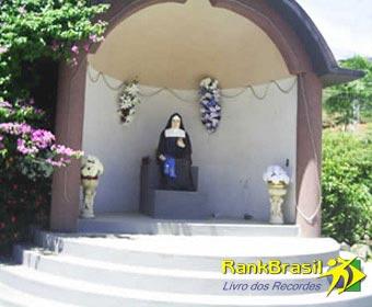 Primeira santa do Brasil