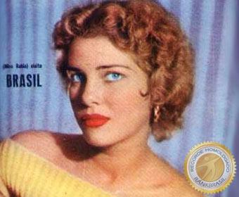 Primeira mulher eleita Miss Brasil