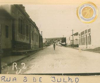 Nome de rua mais comum no Brasil