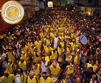 Ilê Aiyê foi o primeiro bloco afro do Brasil