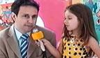Mais jovem repórter de TV