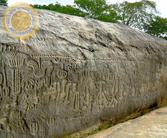 Primeiro monumento arqueológico tombado como patrimônio nacional