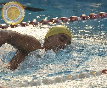 Mais rápido nadador brasileiro nos 400 m livre da classe S9
