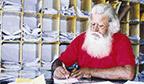 Único Papai Noel do Brasil com CEP próprio